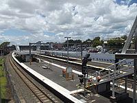 Northgate Railway Station, Queensland, December 2012.JPG