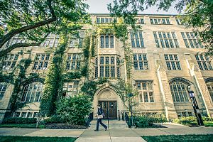 Northwestern University Pritzker School of Law - Levy Mayer Hall