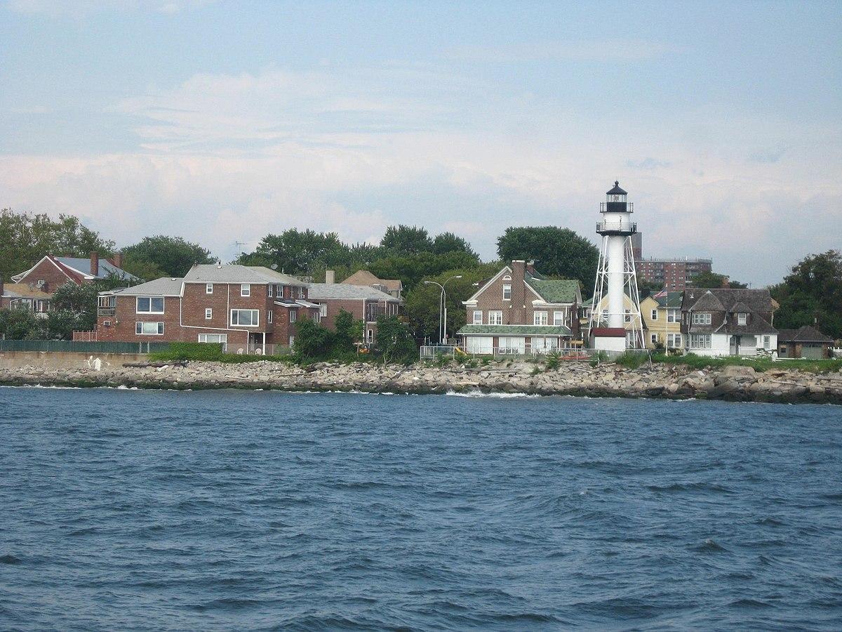Coney Island Lighthouse Brooklyn Ny