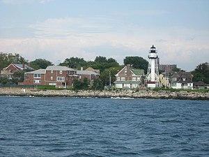 Coney Island Light - Norton's Point Light