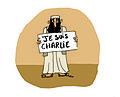 Nous sommes Charlie, par Mathilde Bouvault - Les étudiants du CESAN rendent hommage (2).jpg
