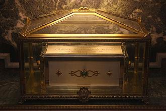 Carlo Maria Bascapè - Tomb in Novara.