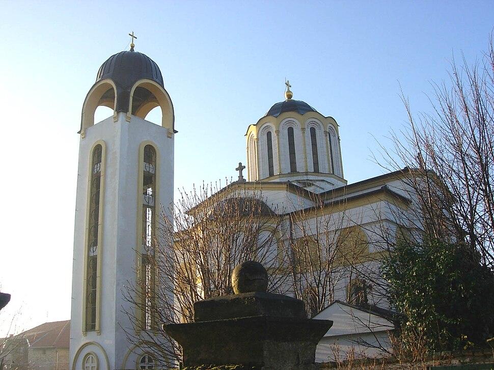 Novi Slankamen Orthodox church