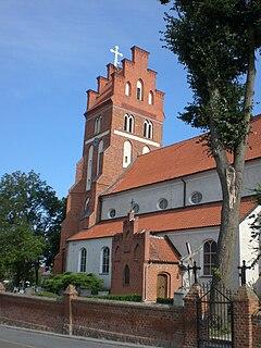 Nowa Cerkiew, Tczew County Village in Pomeranian Voivodeship, Poland