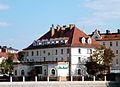 OPOLE dom,obecnie hotel,widok z brzegu Odry. sienio.JPG