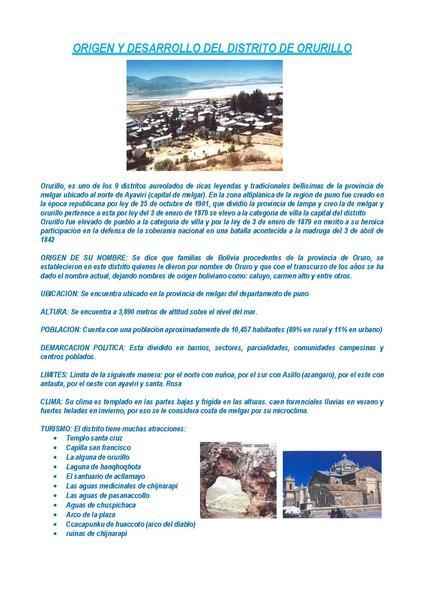 File:ORIGEN Y DESARROLLO DEL DISTRITO DE ORURILLO.pdf