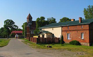 Ostrowite, Nowe Miasto County Village in Warmian-Masurian, Poland