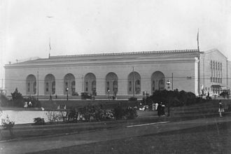 Kaiser Convention Center - circa 1917