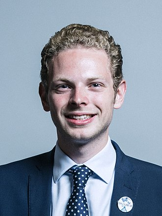 Stoke-on-Trent South (UK Parliament constituency) - Jack Brereton - MP for Stoke-on-Trent South since 2017