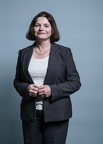 Burnley (UK Parliament constituency) - Julie Cooper