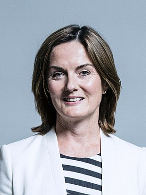Lucy Allan (politician) - Image: Official portrait of Lucy Allan crop 2