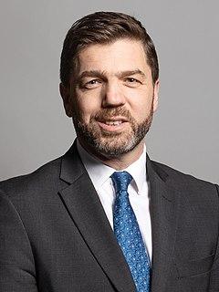Stephen Crabb British Conservative politician