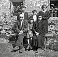 Ognəška družina, Podlanišče 1954.jpg