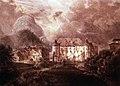 Ojstrica Castle 1845.jpg