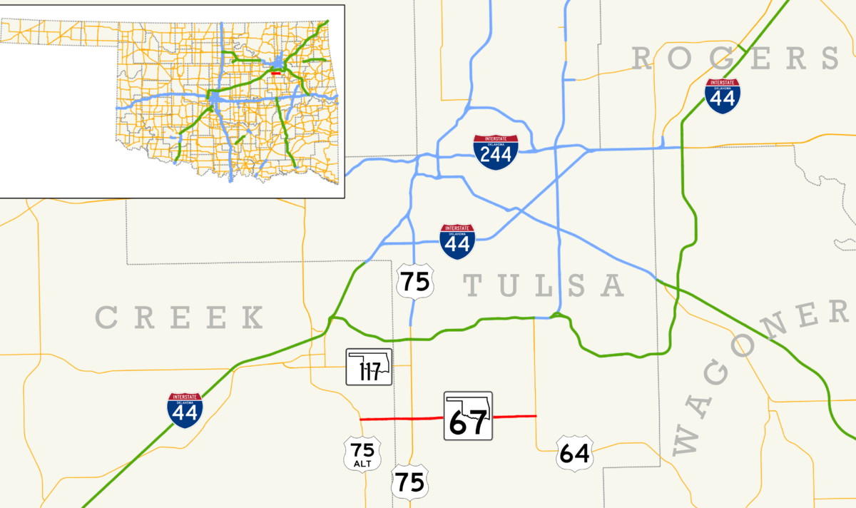 Oklahoma state highway 67 wikipedia sciox Choice Image