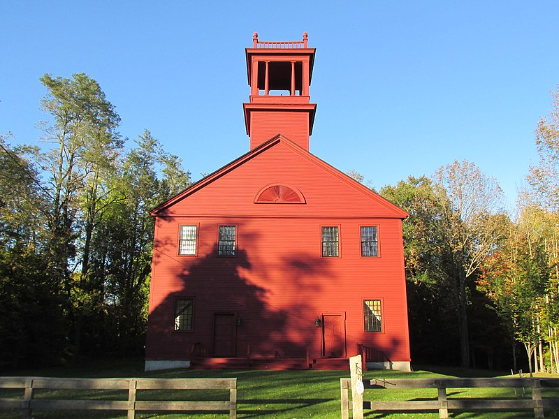 File:Old Red Church, Standish ME.jpg