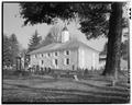 Old Stone Church (Presbyterian), Church Street, Lewisburg, Greenbrier County, WV HABS WVA,13-LEWBU,1-3.tif