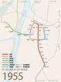 Old Toyama Tram Map 1955.png