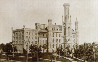 Old University of Chicago - The Old University of Chicago
