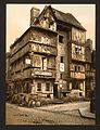 Old house in Rue St. Martin, Bayeux, France-LCCN2001697571.jpg