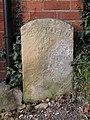 Old milestone, Goodmanham - geograph.org.uk - 1567942.jpg