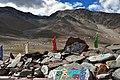 Old relics at Losar village, Spiti Valley.jpg