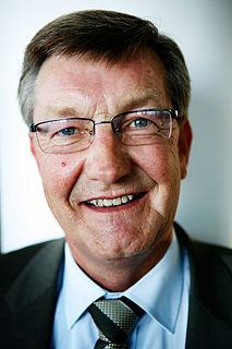 Ole Stavad Danish politician