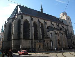 Church of Saint Maurice (Olomouc)