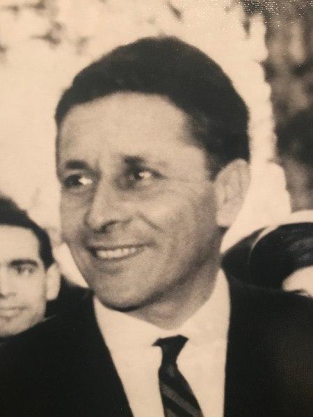 KHATIB Abderrahmane (Maroc) Ministredes Sports