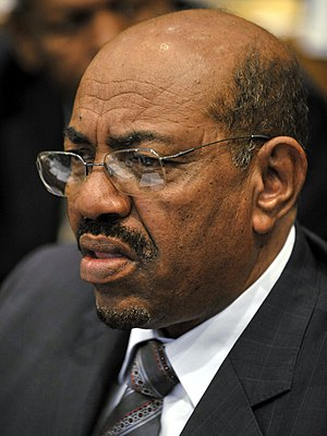 Omar al-Bashir, 12th AU Summit, 090202-N-0506A-137 cropped.jpg