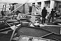 Ongeregeldheden ontruiming kraakpanden De Blaaskop aan Wibautstraat Vernieling, Bestanddeelnr 931-9092.jpg