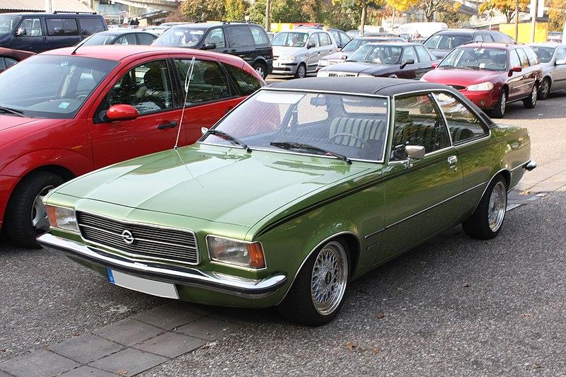 opel rekord viper. Opel appreciation thread!
