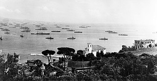 Allied invasion of southern France on 15 August 1944