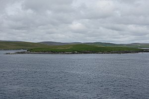 Orfasay, south Yell Sound - geograph.org.uk - 1934086.jpg