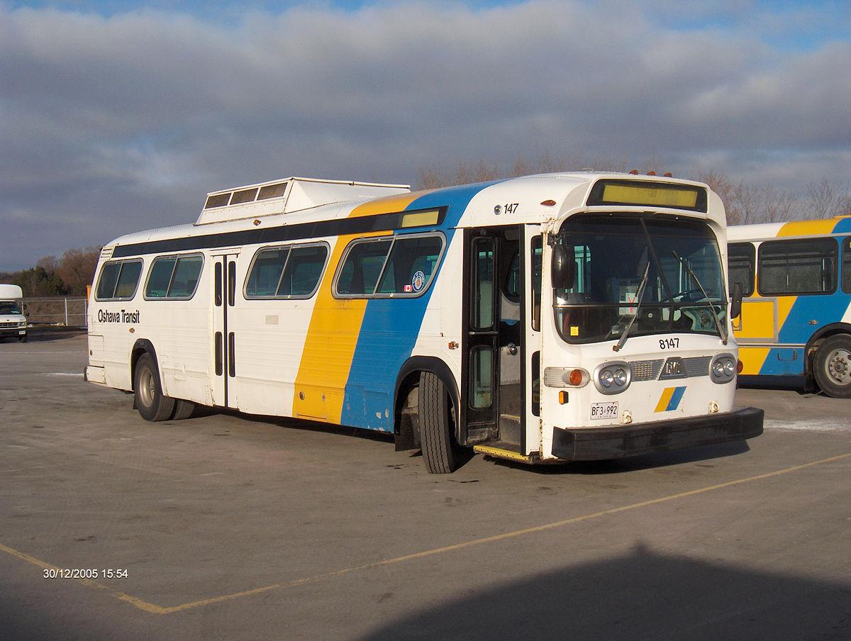Oshawa Transit Wikipedia