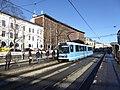 Oslo tram line 13 at Solli.jpg