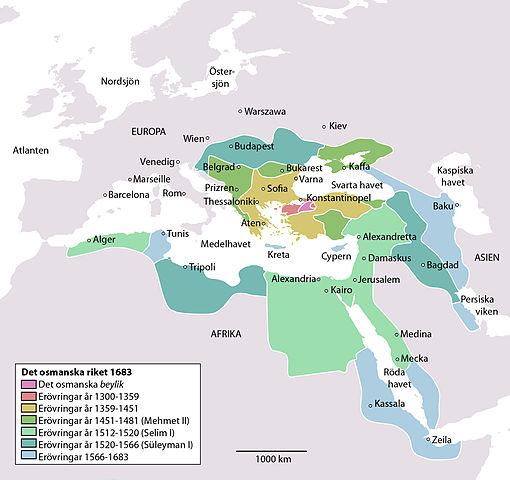 ottomanska riket