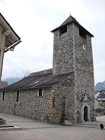 Osse-en-Aspe (Pyr-Atl, Fr) église.JPG