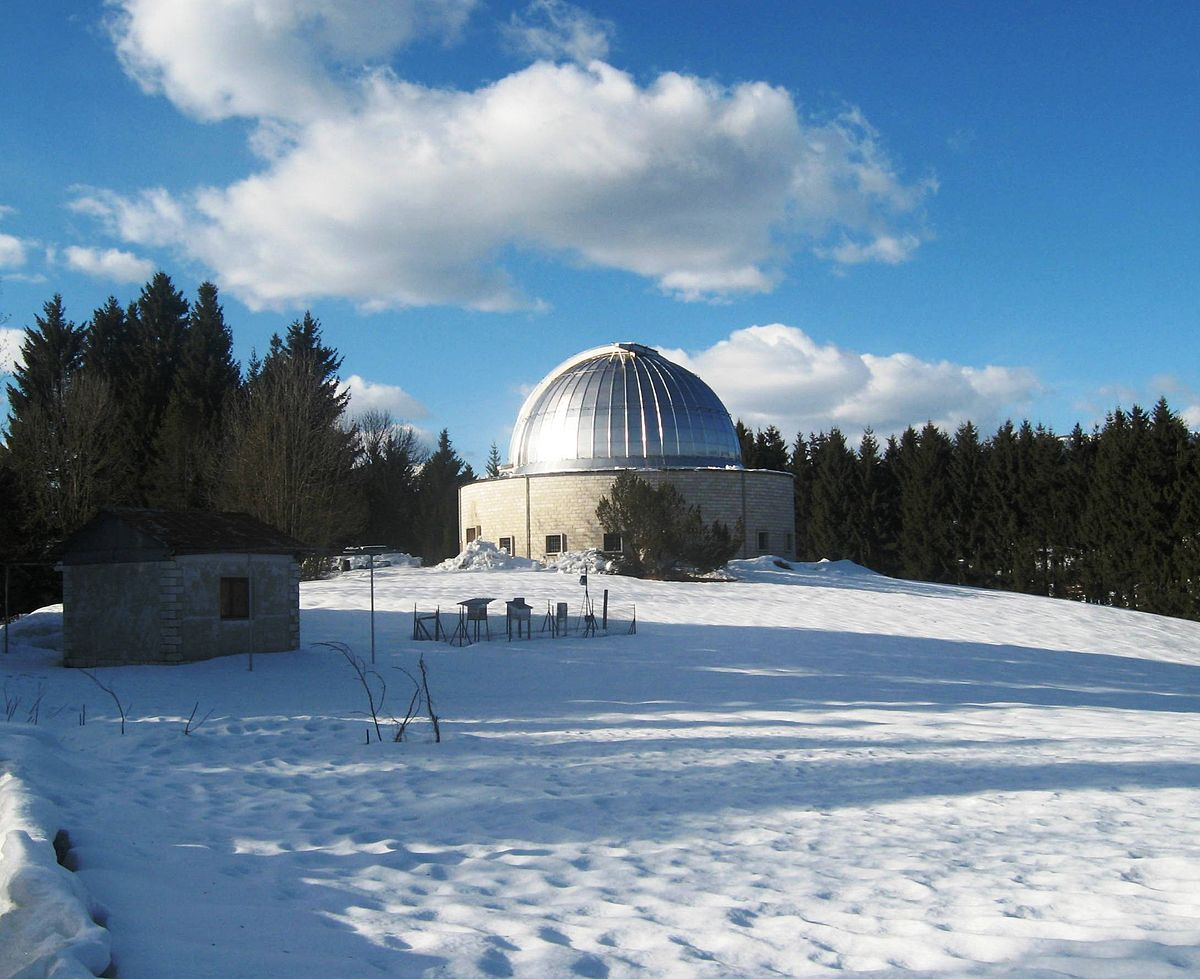 Osservatorio astrofisico di asiago wikipedia for Vacanze a asiago