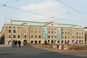 Göteborg City Museum - The City Museum of Göteborg (Gothenburg).