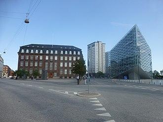 Axel Preisler - Otto Mønsteds Plads 11stret