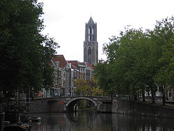 Skyline of Utrecht