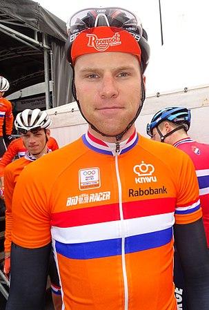 Oudenaarde - Ronde van Vlaanderen Beloften, 11 april 2015 (B151).JPG