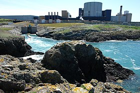 Image illustrative de l'article Centrale nucléaire de Wylfa