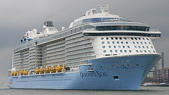 Ovation of the Seas - Image: Ovation of the Seas (26417060696) (cropped)