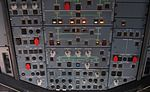 Overhead panel of A320 aircraft at parking stand.jpg