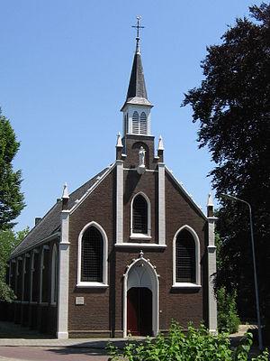 Borsele - Church in Ovezande