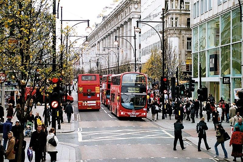 Ruas mais bonitas de Londres