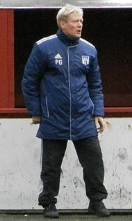 Páll Guðlaugsson Icelandic football manager
