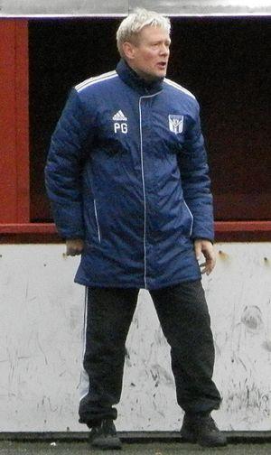 Páll Guðlaugsson - Páll Guðlaugsson in 2012